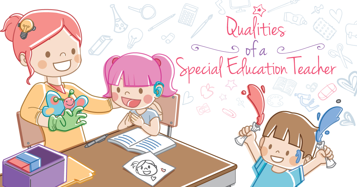 Qualities Of A Special Education Teacher Infographic Uwa Online
